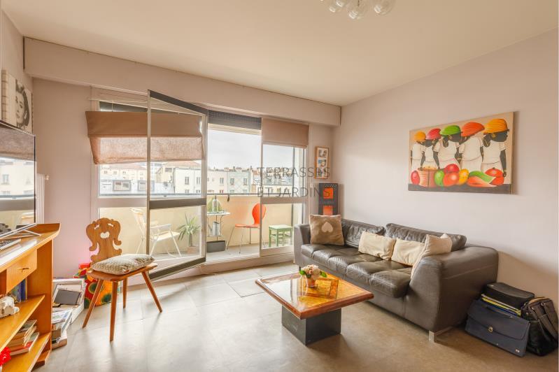 Issy les Moulineaux – Corentin Celton – Appartement 3p – Balcon – Pkg