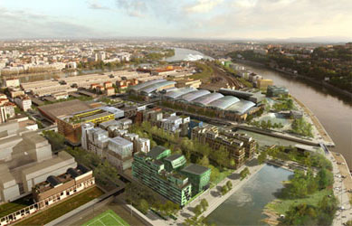 projet urbain lyon confluence pdf