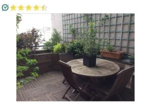 Nouvel avis client de Terrasses et Jardins