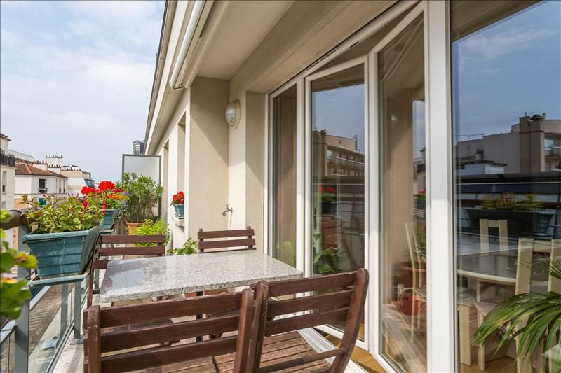 Vendu par Terrasses et Jardins - Paris 20 - Gambetta - Appartement 5p - Balcon - Box