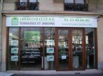 Terrasses et Jardins – Paris Est