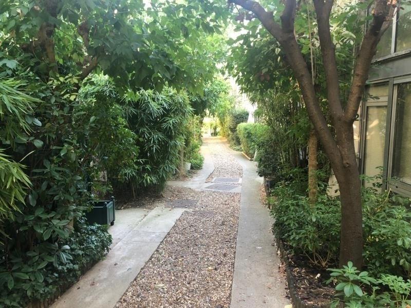 Paris 14 – Montparnasse – Studio – Jardin