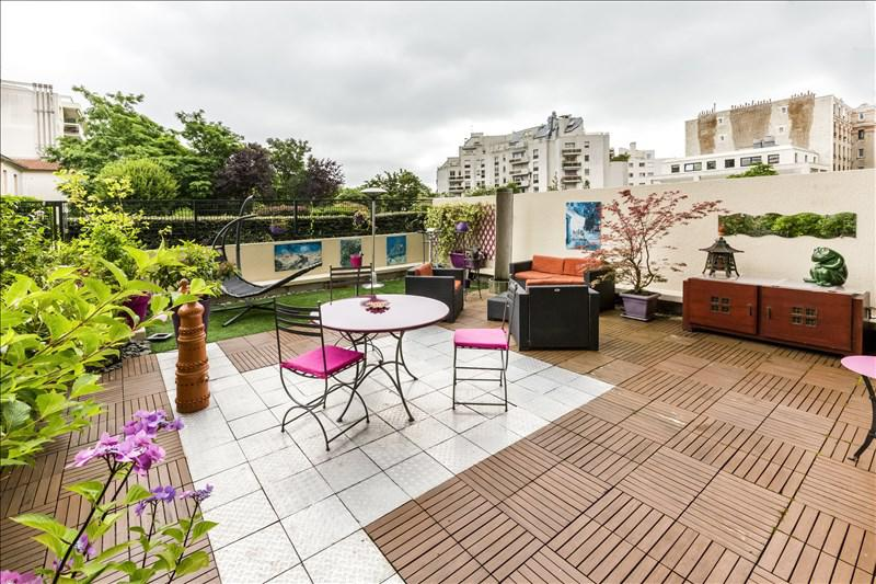 Appartement 2p vendre paris 12 avec terrasses et for Appartement paris 12 terrasse