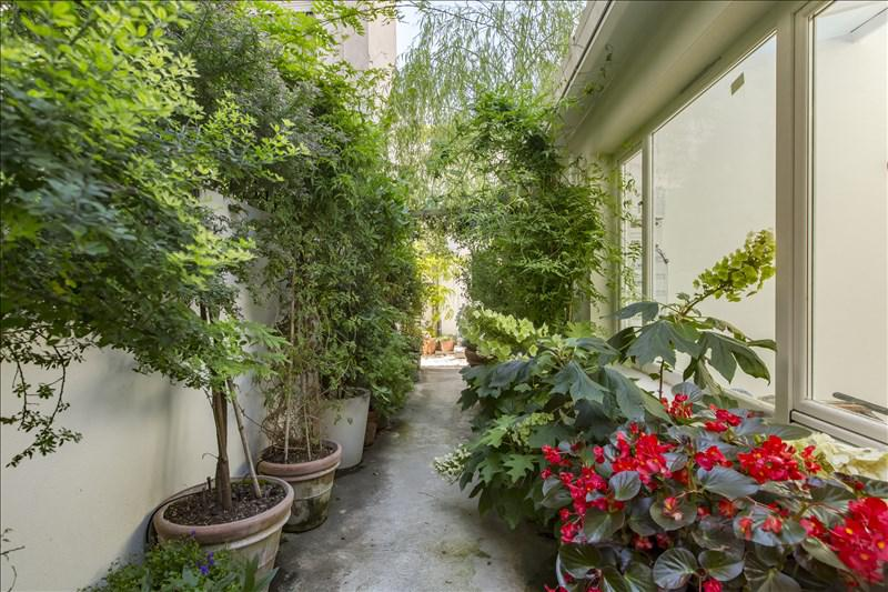 Appartement 2p vendre paris 12 avec terrasses et for Terrasses et jardins paris