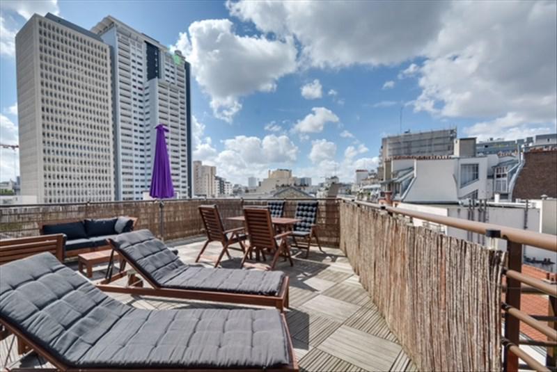 vente appartement paris 15 terrasse