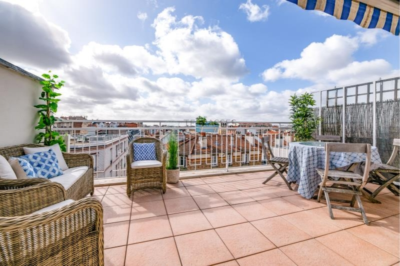 Vincennes – Appartement 2p – Terrasse – Balcon – Pkg