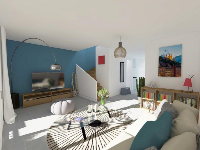 appartement 3p vendre crepieux la pape avec. Black Bedroom Furniture Sets. Home Design Ideas