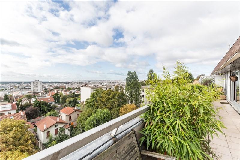 Appartement Dernier étage Terrasse Montreuil