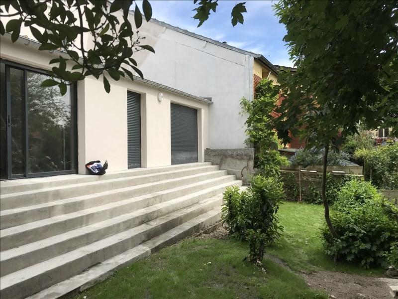 Appartement 3p vendre montreuil avec terrasses et for Jardin 3p