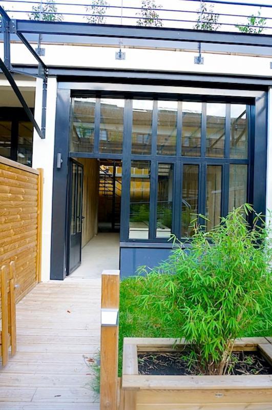 Appartement 3p vendre pantin avec terrasses et for Terrasses et jardins paris est