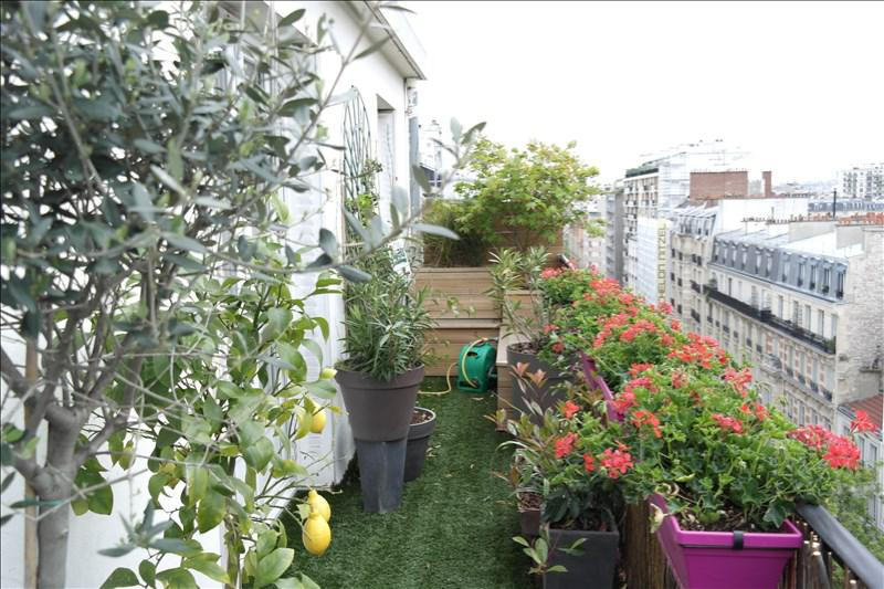Appartement 3p vendre paris 12 avec terrasses et for Appartement paris 12 terrasse
