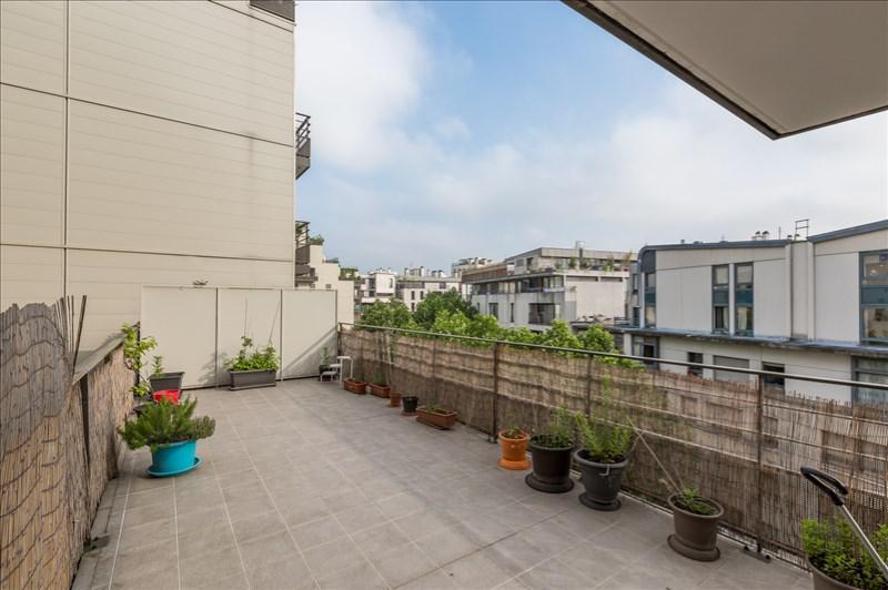 Appartement 3p vendre paris 15 avec terrasses et for Appartement paris terrasse jardin