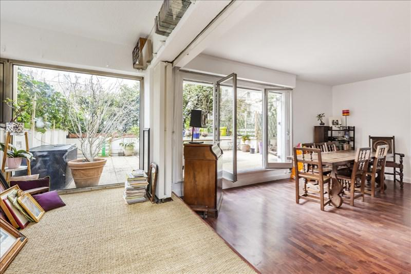 Appartement 2p vendre paris 15 avec terrasses et for Appartement paris jardin