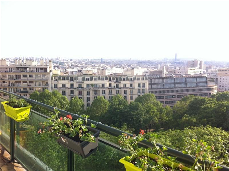 Appartement 3p vendre paris 19 avec terrasses et for Appartement paris terrasse jardin