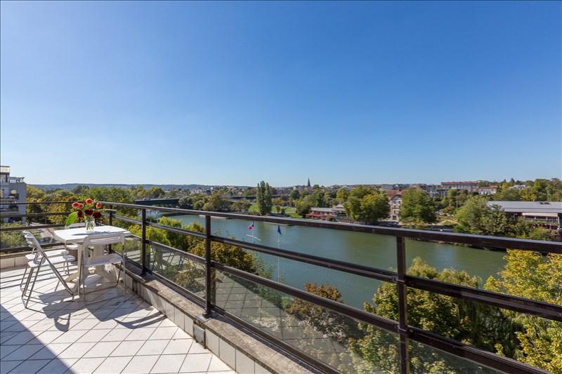 Appartement 3p vendre rueil malmaison terrasses et for Appartement atypique rueil malmaison