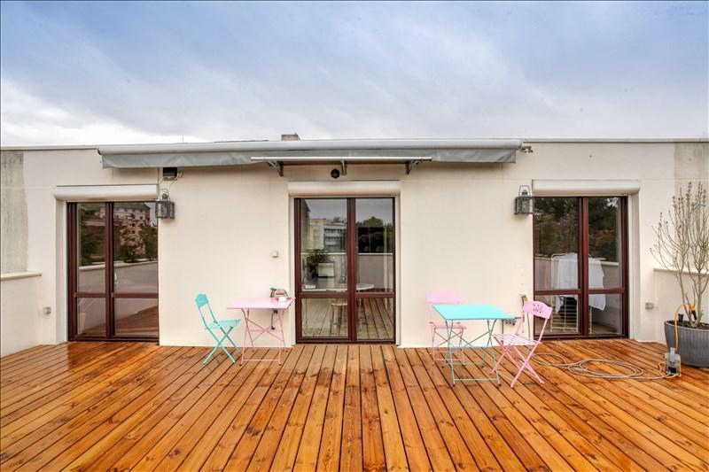 Appartement 3p vendre villeurbanne avec terrasses et jardins 00871 - Terrasse jardin marais villeurbanne ...