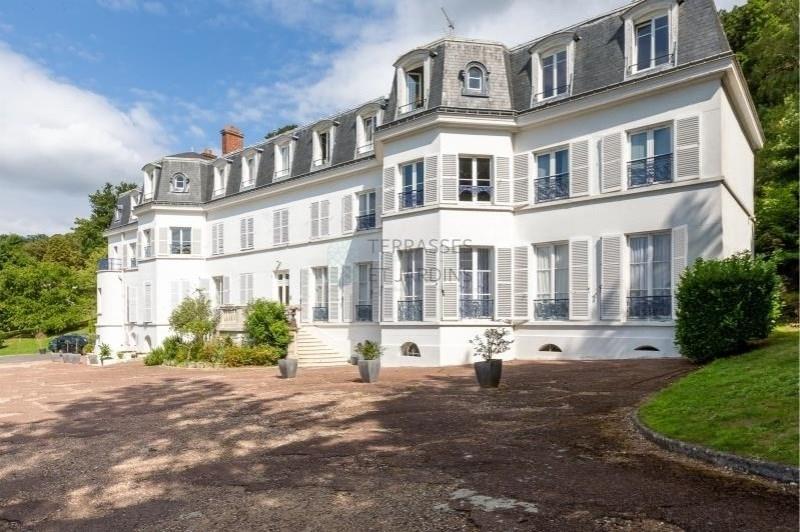 Andilly – Château –  Appartement 4p – Parc – Pkg