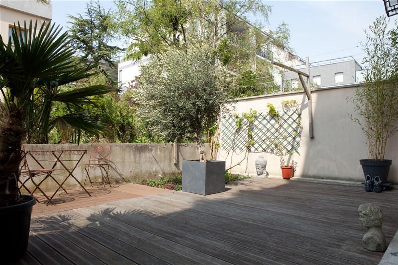 Appartement 3p vendre paris 16 avec terrasses et for Jardin 3p