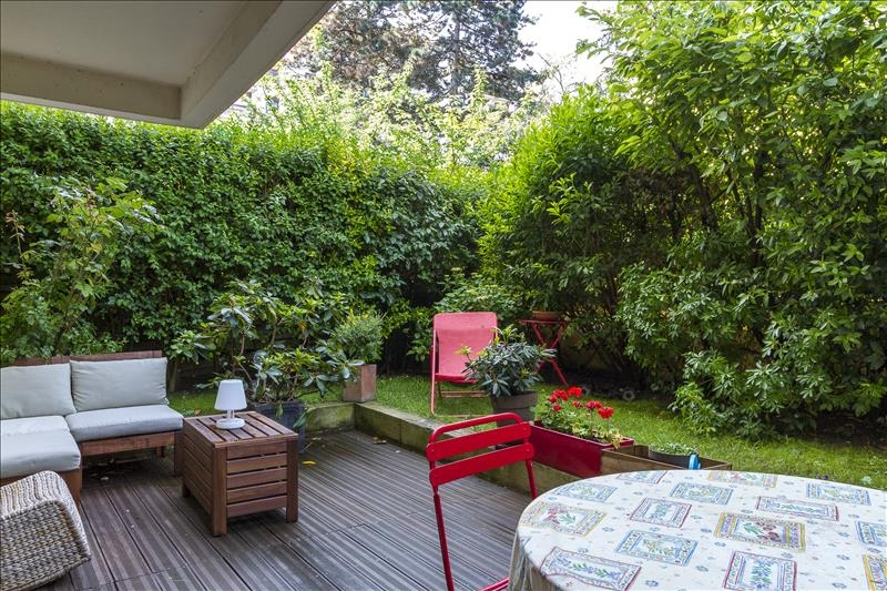 boulogne appartement 4p jardin terrasse