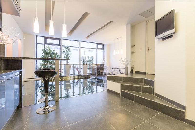 Appartement 4p vendre paris 11 avec terrasses et for Appartement paris terrasse jardin