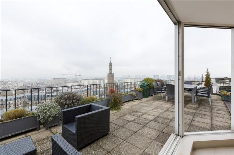 Appartement 4p vendre paris 12 avec terrasses et for Appartement paris terrasse
