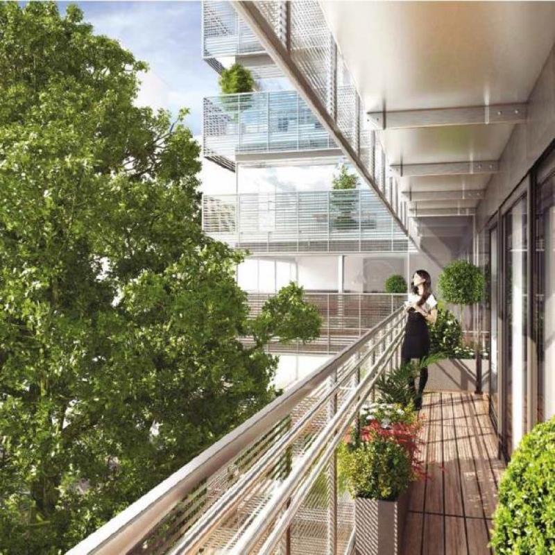 Paris 14 – Raspail – Appartement 4p  – Balcon – Pkg