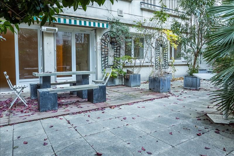 Appartement 4p vendre paris 17 avec terrasses et for Appartement paris terrasse jardin
