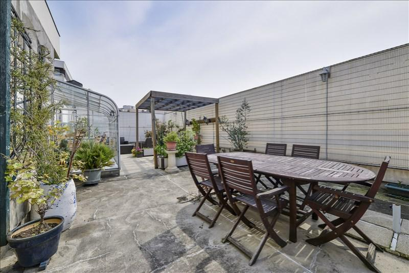 appartement balcon terrasse paris