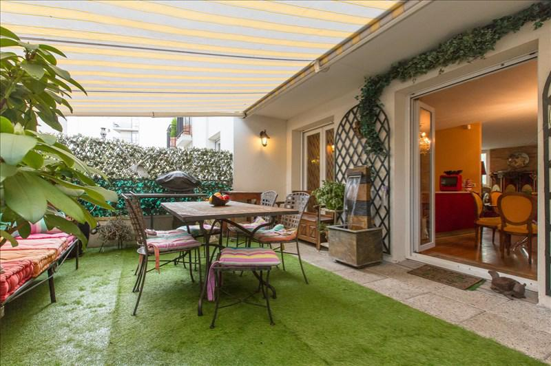 Appartement 4p A Vendre A Vincennes Avec Terrasses Et