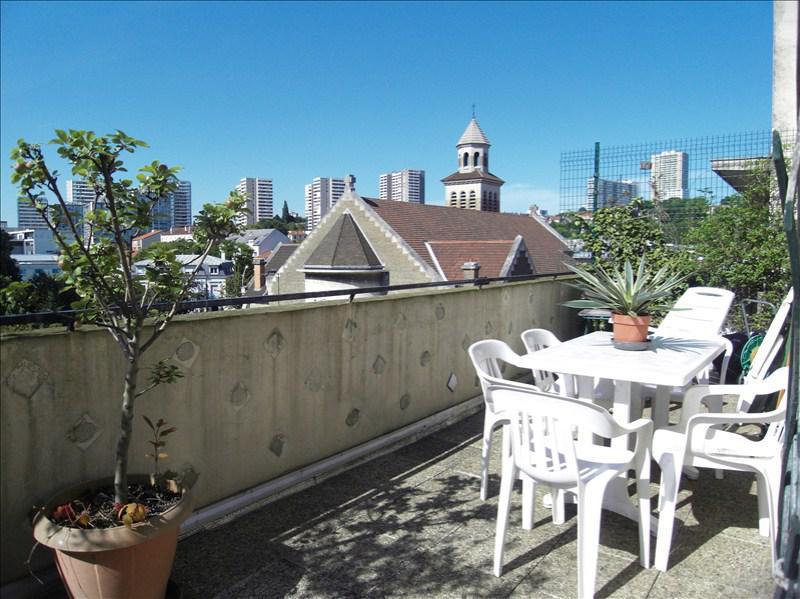 Appartement 4p Vendre Paris 12 Avec Terrasses Et