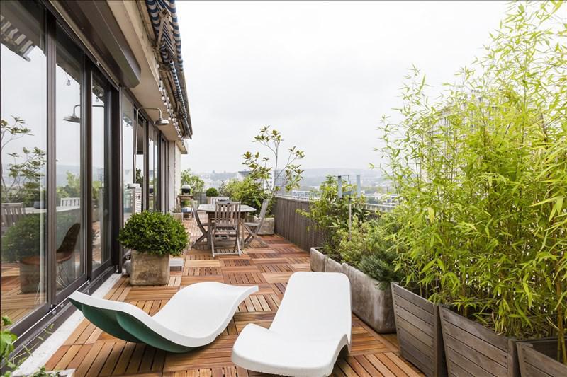 Appartement Terrasse Boulogne Billancourt