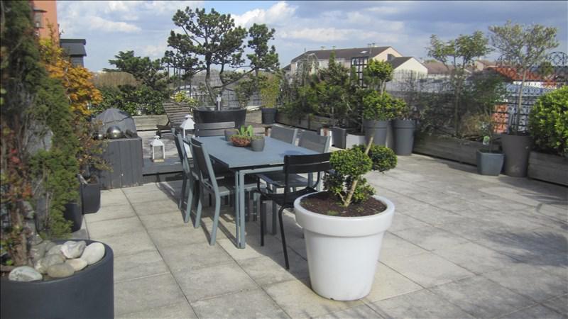 Appartement 2p vendre paris 15 avec terrasses et - Terrasse jardin immo aulnay sous bois ...