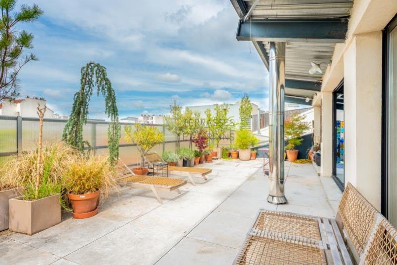 Montreuil – Appartement Triplex 5p – Terrasse
