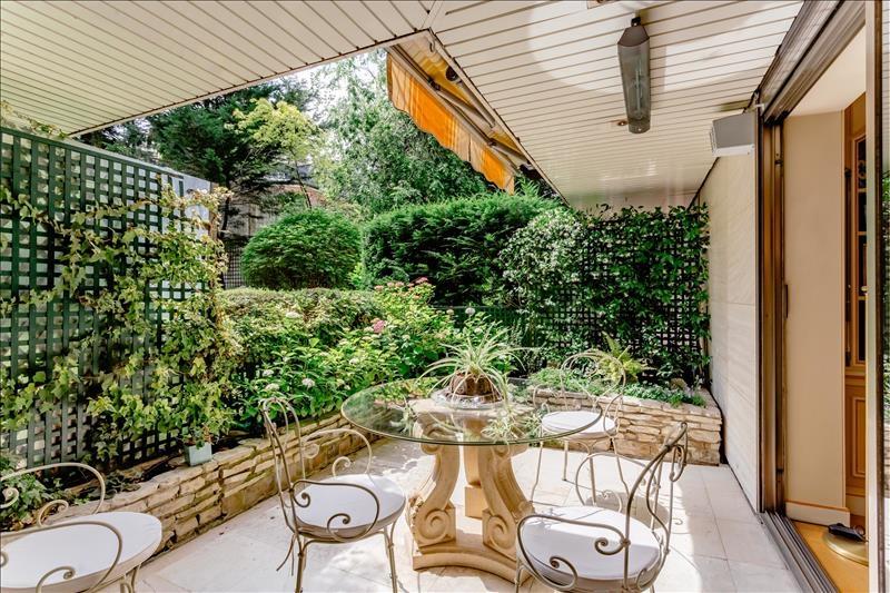 Neuilly sur Seine – Appartement 5p – Terrasse – Jardin