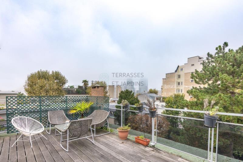 Neuilly sur Seine – Appartement 5p – Dernier étage – Terrasse – Pkg