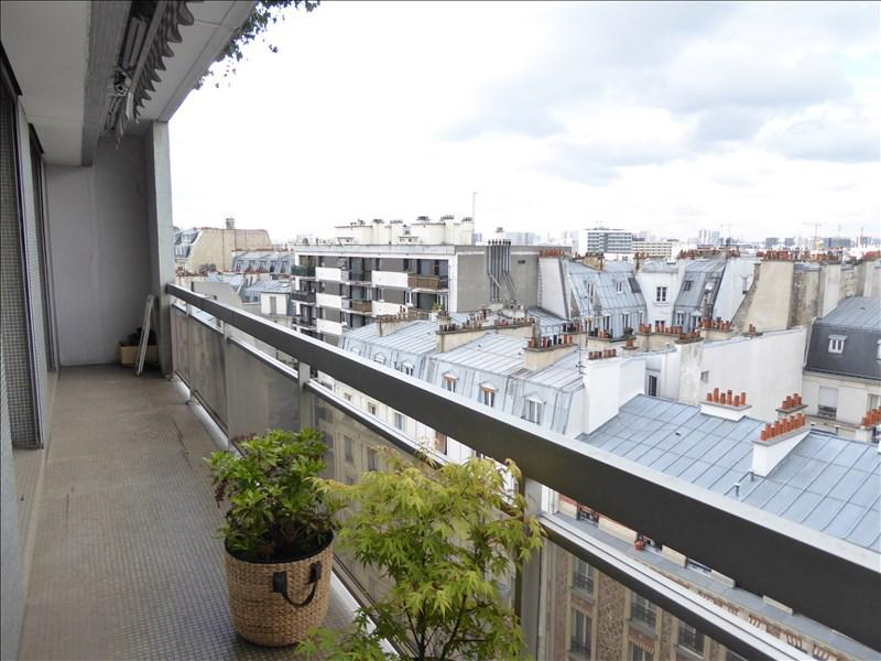 Appartement 5p vendre paris 11 avec terrasses et for Appartement paris terrasse