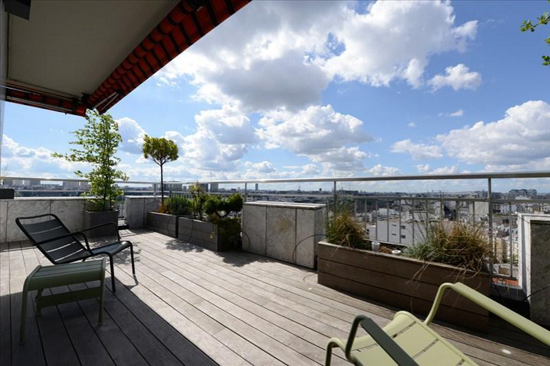 Appartement Paris Terrasse Dernier étage