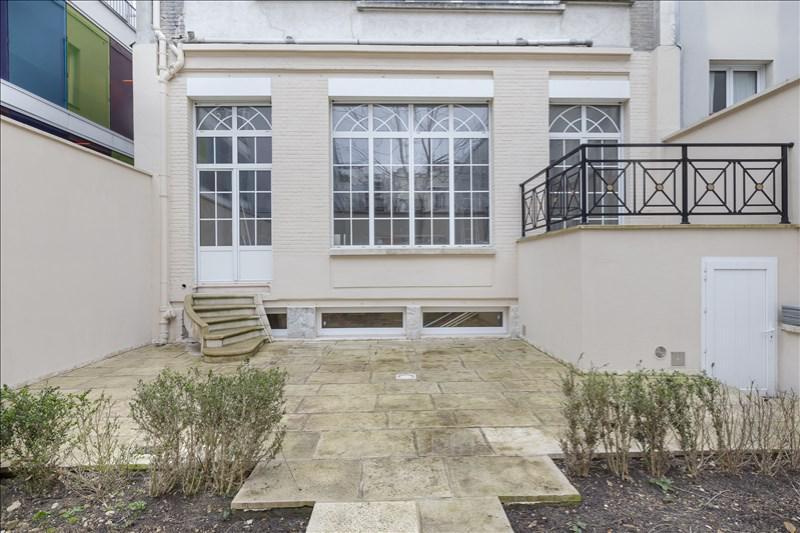 Appartement 5p vendre paris 20 avec terrasses et for Appartement paris terrasse jardin