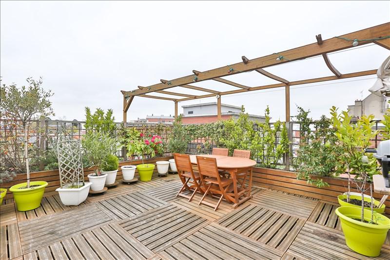 Appartement 5p vendre pierrefitte sur seine avec for Appartement paris 17 terrasse