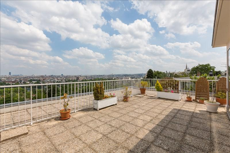 Paris apartment rooftop hotel or apartment how to choose for Jardin terrasse