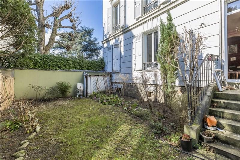 Maison 4p à vendre à PARIS 18 avec - Terrasses et Jardins ...