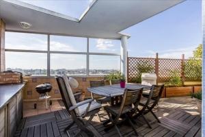 Appartement 6p vendre paris 12 avec appartement avec for Appartement paris 17 terrasse