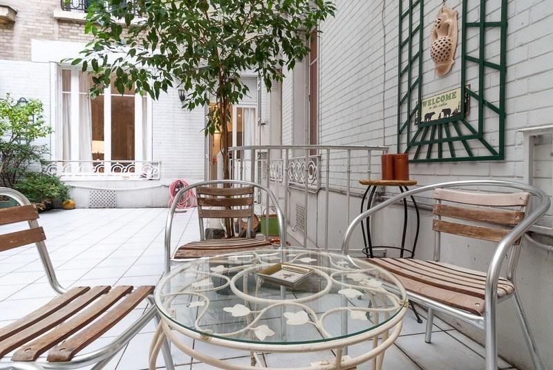 Appartement 6p vendre paris 16 avec terrasses et for Appartement paris terrasse jardin