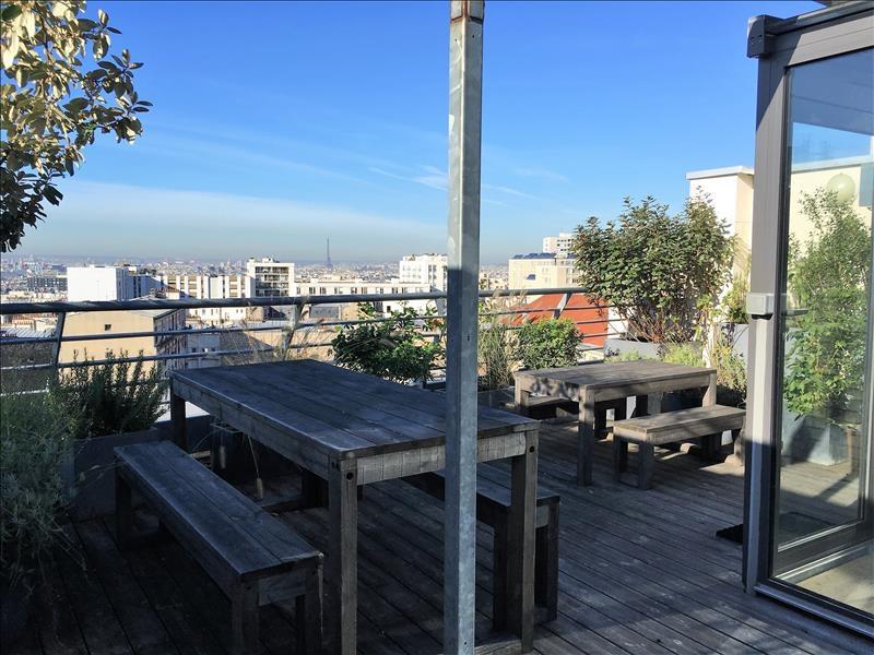 Appartement 6p vendre paris 19 avec terrasses et for Terrasses et jardins paris est