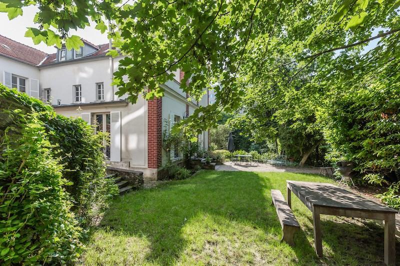 Appartement 6p vendre sevres avec terrasses et jardins 03829 - Terrasse et jardin fleuri paris ...