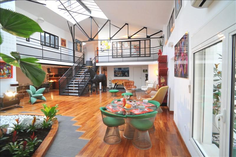 Appartement 4p vendre lyon 07 avec terrasses et for Jardin interieur lyon