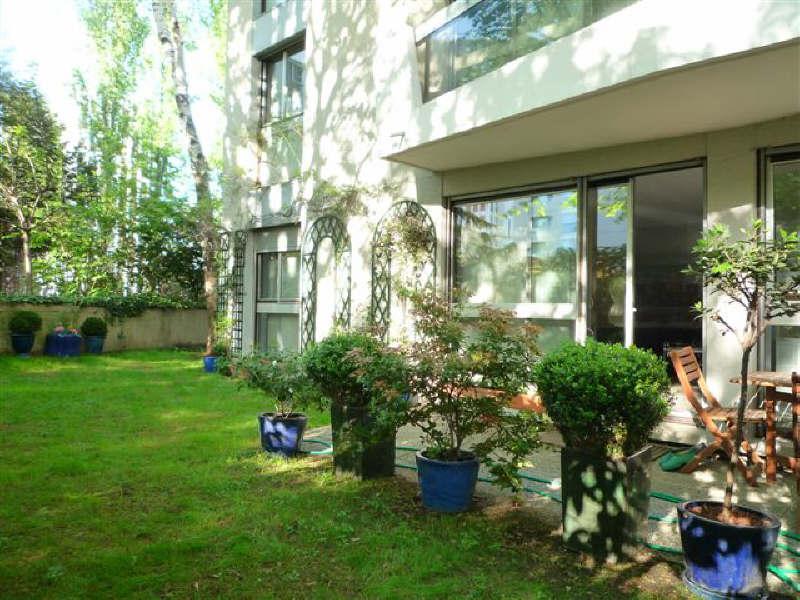 vente appartement jardin paris