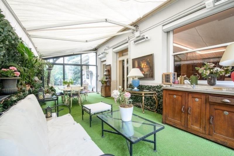 Paris 16 – Muette – Appartement 7p – Jardin – Pkg