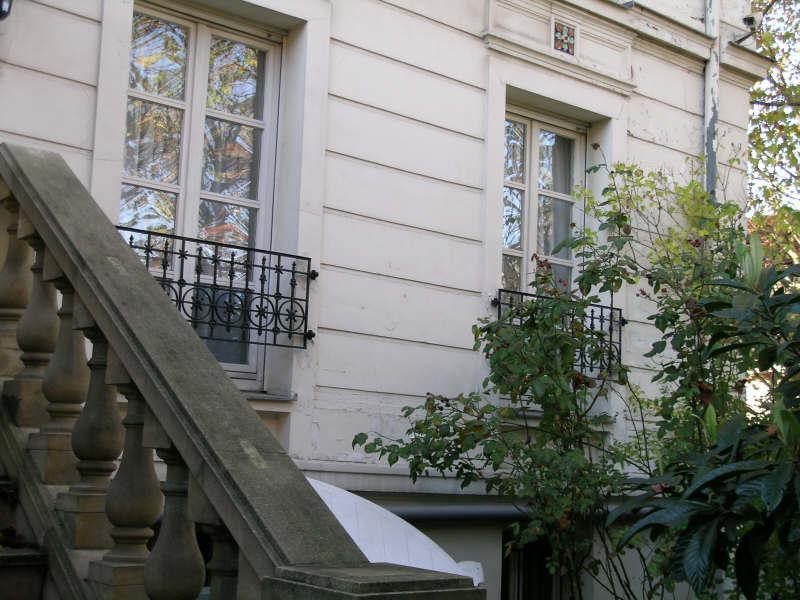Maison 10p vendre paris 19 avec maison ancienne for Terrasses et jardins paris