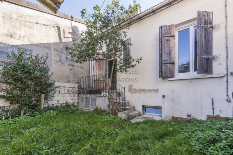 Colombes – Hoche – Maison 4p – Jardins